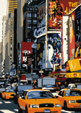 Manhattan Prints by Giovanni Manzo