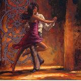Dance Me In Kunstdrucke von Zeph Amber