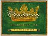 Chardonnay Vintage Prints by Angela Staehling