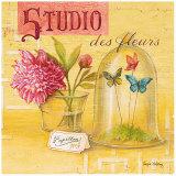 Studio des Fleurs Posters by Angela Staehling