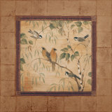 Outdoor Aviary II Prints by Pamela Gladding