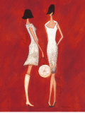 Fashionista I Prints by Deb Garlick