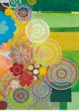 Lace Curve Posters by Jeanne Wassenaar