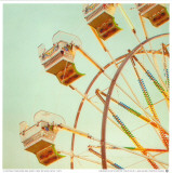 Big Wheel Detail Reprodukcje autor Mandy Lynne