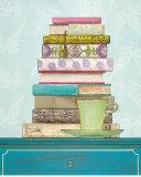 Patterned Library Posters par Arnie Fisk