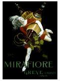 Mirafiore, Greve Chianti Giclee Print by Leonetto Cappiello