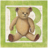 B is for Bear Prints by Arnie Fisk