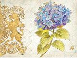 Royal Garden IV Print by Chad Barrett