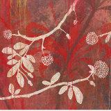 Scarlet Showers II Prints by Filippo Ioco