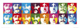 The Beatles, Sea of Colours Affiches
