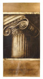 Bronze Capital I Giclee Print by Ethan Harper