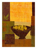 Autumn Reminiscences I Giclee Print by Doris Mosler