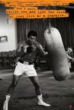 Muhammad Ali Plakaty