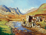 GLENCOE Limited Edition by ED HUNTER