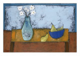 Daisy Still Life Giclee Print by Charlotte Foust