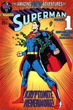 Superman Kunstdrucke