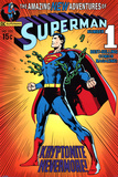 Super-Homem Posters