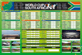 2010 World Cup Plakater
