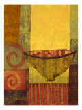 Autumn Reminiscences II Giclee Print by Doris Mosler