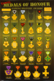 Medals of Honour Posters