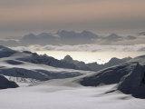Gerlache Strait Separates Brabant Island and the Antarctic Peninsula Photographic Print by Gordon Wiltsie
