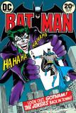 Joker Kunstdruck