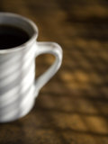 Cup of Coffee at a Diner Photographic Print by John Burcham