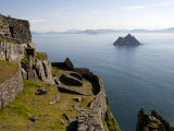 Skellig Michael, Home for Celtic Christianity from the 6th Century Photographic Print by  Keenpress
