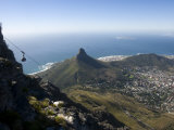 View of Cape Town from Table Mountain Photographic Print by Stacy Gold
