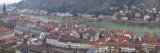 Panoramic View of Heidelberg, Germany, and the Rhine River Photographic Print by Greg Dale