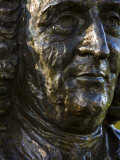 Bust of Biologist Carl Linnaeus Photographic Print by Mattias Klum