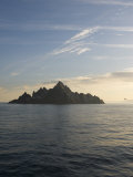 Early Morning View of Little Skellig, Home to Over 20,000 Pairs of Northern Gannets, Morus Bassanus Photographic Print by  Keenpress