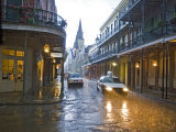 Rainy Day in New Orleans Photographic Print by Taylor S. Kennedy