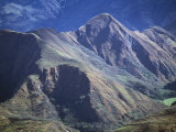 Mountain Scenery in Vilcabamba, Ecuador Photographic Print by Scott Warren