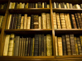 Books in the Library of Carl Linnaeus Photographic Print by Mattias Klum