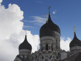 Alexander Nevsky Cathedral Orthodox Photographic Print by  Keenpress