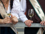 Close-up of Wine During a Summer Local Wine Festival in Spitz Photographic Print by  Keenpress