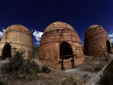 Old, Abandoned Charcoal Kilns Photographic Print by Michael S. Quinton