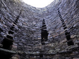 Interior Shot of Mousa Broch on the Shetland Islands Photographic Print by Jim Richardson