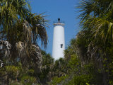 Lighthouse on the Edge of Tampa Bay Photographic Print by Stacy Gold
