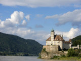Rocky Promontory on the Danube River Photographic Print by  Keenpress