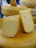 Amsterdam, Holland, Europe- Edam Cheese, Close-Up Photographic Print by  Keenpress