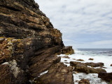 Seaside Cliffs on the Coast of South Africa Photographic Print by Mattias Klum