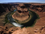 Colorado River's Horseshoe Bend Photographic Print by Raul Touzon