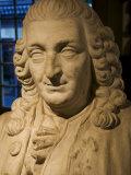 Statue of Biologist Carl Linnaeus Photographic Print by Mattias Klum