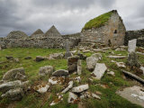 Jarlshof Archaeological Site, Shetland Islands Photographic Print by Jim Richardson