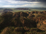 Aerials of the Bungle Bungles Near Halls Creek Photographic Print by Randy Olson