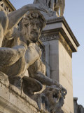 Close Up of Sculpture on the Victor Emmanuel II Monument Photographic Print by Scott Warren