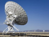 Dish Antennas at the Very Large Array Photographic Print by Scott Warren