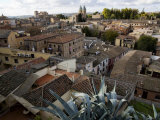 Looking Out over the Lower Section of the Medieval City of Toledo Photographic Print by Scott Warren